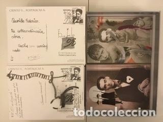 """Sellos: 1998-ESPAÑA Caja """"Cientos de postalicas Federico García Lorca"""" - más de 250 postales - - Foto 126 - 147482198"""