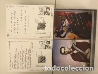 """Sellos: 1998-ESPAÑA Caja """"Cientos de postalicas Federico García Lorca"""" - más de 250 postales - - Foto 130 - 147482198"""