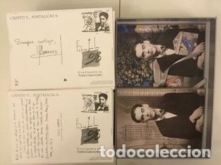 """Sellos: 1998-ESPAÑA Caja """"Cientos de postalicas Federico García Lorca"""" - más de 250 postales - - Foto 131 - 147482198"""