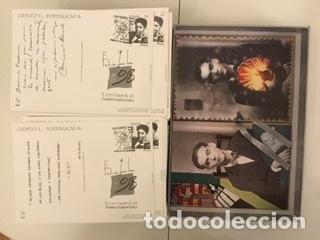"""Sellos: 1998-ESPAÑA Caja """"Cientos de postalicas Federico García Lorca"""" - más de 250 postales - - Foto 132 - 147482198"""
