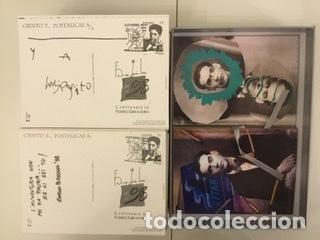 """Sellos: 1998-ESPAÑA Caja """"Cientos de postalicas Federico García Lorca"""" - más de 250 postales - - Foto 134 - 147482198"""