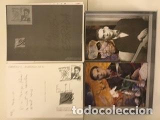 """Sellos: 1998-ESPAÑA Caja """"Cientos de postalicas Federico García Lorca"""" - más de 250 postales - - Foto 137 - 147482198"""