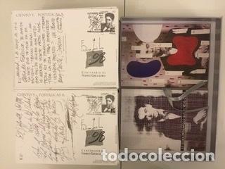 """Sellos: 1998-ESPAÑA Caja """"Cientos de postalicas Federico García Lorca"""" - más de 250 postales - - Foto 138 - 147482198"""