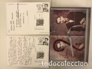 """Sellos: 1998-ESPAÑA Caja """"Cientos de postalicas Federico García Lorca"""" - más de 250 postales - - Foto 140 - 147482198"""