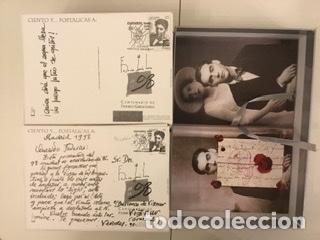 """Sellos: 1998-ESPAÑA Caja """"Cientos de postalicas Federico García Lorca"""" - más de 250 postales - - Foto 141 - 147482198"""