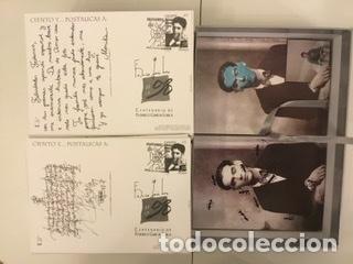"""Sellos: 1998-ESPAÑA Caja """"Cientos de postalicas Federico García Lorca"""" - más de 250 postales - - Foto 142 - 147482198"""