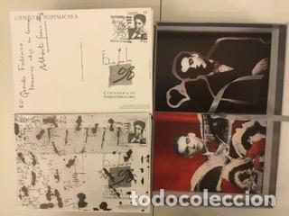 """Sellos: 1998-ESPAÑA Caja """"Cientos de postalicas Federico García Lorca"""" - más de 250 postales - - Foto 143 - 147482198"""
