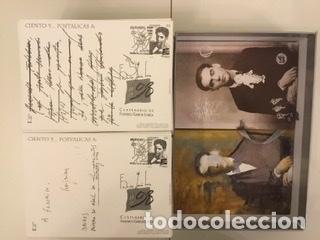 """Sellos: 1998-ESPAÑA Caja """"Cientos de postalicas Federico García Lorca"""" - más de 250 postales - - Foto 146 - 147482198"""