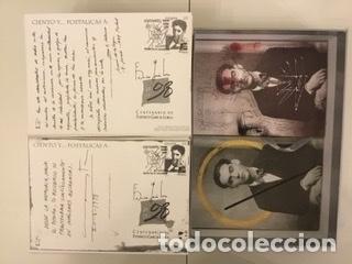 """Sellos: 1998-ESPAÑA Caja """"Cientos de postalicas Federico García Lorca"""" - más de 250 postales - - Foto 147 - 147482198"""