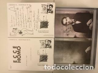 """Sellos: 1998-ESPAÑA Caja """"Cientos de postalicas Federico García Lorca"""" - más de 250 postales - - Foto 148 - 147482198"""