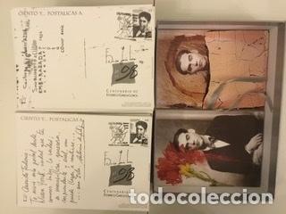 """Sellos: 1998-ESPAÑA Caja """"Cientos de postalicas Federico García Lorca"""" - más de 250 postales - - Foto 151 - 147482198"""
