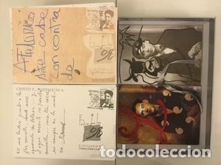 """Sellos: 1998-ESPAÑA Caja """"Cientos de postalicas Federico García Lorca"""" - más de 250 postales - - Foto 152 - 147482198"""