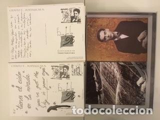 """Sellos: 1998-ESPAÑA Caja """"Cientos de postalicas Federico García Lorca"""" - más de 250 postales - - Foto 153 - 147482198"""