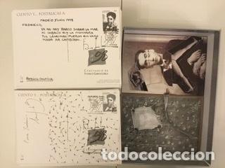 """Sellos: 1998-ESPAÑA Caja """"Cientos de postalicas Federico García Lorca"""" - más de 250 postales - - Foto 156 - 147482198"""
