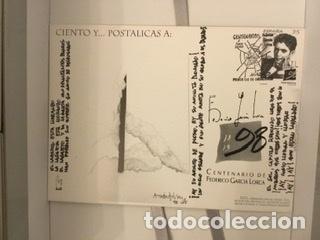 """Sellos: 1998-ESPAÑA Caja """"Cientos de postalicas Federico García Lorca"""" - más de 250 postales - - Foto 160 - 147482198"""