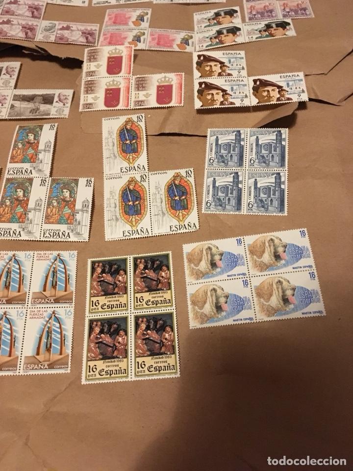Sellos: Lote de sellos del año 1983 - Foto 2 - 181632592