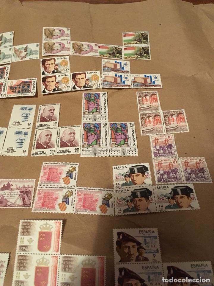 Sellos: Lote de sellos del año 1983 - Foto 5 - 181632592