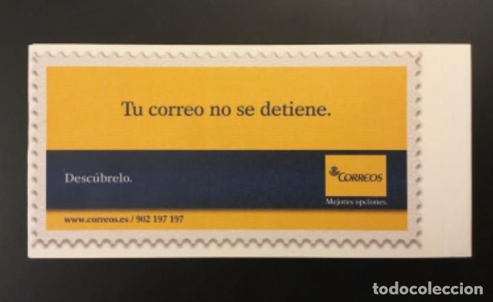 Sellos: 2006-ESPAÑA TALONARIO EDIFIL 4215C VERDERÓN CARNET COMPLETO DE 100 SELLOS FAUNA Y FLORA VC: 650 € - Foto 4 - 182300232