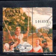 Sellos: ED Nº S.H. 4427 PATRIMONIO NACIONAL USADO. Lote 182331745