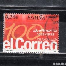 Timbres: ED Nº 4028 DIARIOS CENTENARIOS USADO. Lote 182761257