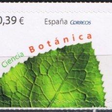 Sellos: ESPAÑA 2009 EDIFIL 4455 SELLO ** CIENCIA BOTANICA SPAIN STAMPS TIMBRE ESPAGNE BRIEFMARKE SPANIEN . Lote 183208093