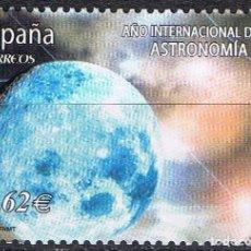 Sellos: ESPAÑA 2009 EDIFIL 4484 SELLO ** EUROPA CEPT AÑO INTERNACIONAL DE LA ASTRONOMIA GLOBO TERRAQUEO. Lote 183211213