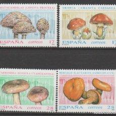 Sellos: 1993.- MICOLOGÍA.. Lote 183276937