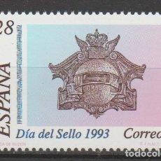 Sellos: 1993.- . DÍA DEL SELLO.. Lote 183279276