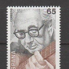 Sellos: 1993.- . I CENTENARIO DEL NACIMIENTO DE ANDRÉS SEGOVIA.. Lote 183281226