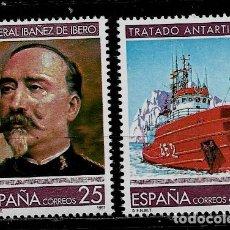 Sellos: JUAN CARLOS I - EDIFIL 3150-51 - 1991 - CIENCIA Y TECNICA. Lote 183309555