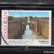 Timbres: ED Nº 4506 ARQUITECTURA USADO. Lote 183314888