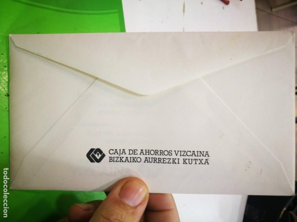 Sellos: I EXPOSICIÓN FILATELICA DE BARACALDO 1981 - Foto 2 - 183480158