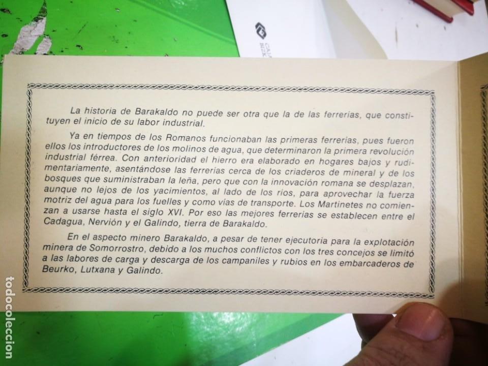 Sellos: I EXPOSICIÓN FILATELICA DE BARACALDO 1981 - Foto 4 - 183480158