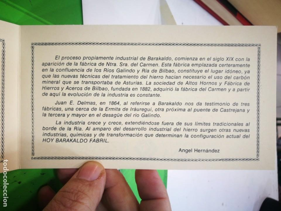 Sellos: I EXPOSICIÓN FILATELICA DE BARACALDO 1981 - Foto 5 - 183480158