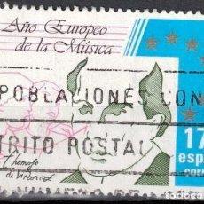 Sellos: ESPAÑA 1985 - EDIFIL 2804- USADO. Lote 183611382