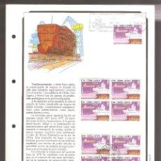Sellos: SELLOS ESPAÑA EDICION CIRFIL AÑO 1980 USADO NUEVO EDICION LIMITADA 5000 EJEMPLARES. Lote 183647006