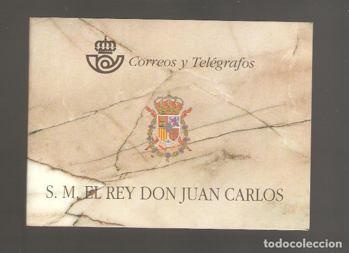 1 CARNE AÑO 1998 3544 C COMPLETA CON TODAS LAS HOJAS VER FOTOS (Sellos - España - Juan Carlos I - Desde 1.986 a 1.999 - Nuevos)