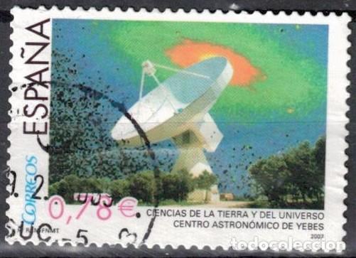 ESPAÑA 2007 - EDIFIL 4315 USADO (Sellos - España - Juan Carlos I - Desde 2.000 - Usados)