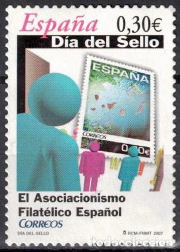 ESPAÑA 2007 - EDIFIL 4330 USADO (Sellos - España - Juan Carlos I - Desde 2.000 - Usados)