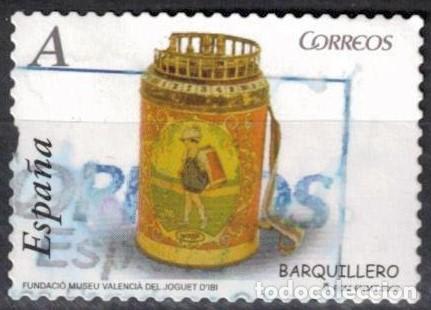 ESPAÑA 2008 - EDIFIL 4370 USADO (Sellos - España - Juan Carlos I - Desde 2.000 - Usados)