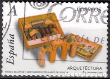 ESPAÑA 2008 - EDIFIL 4374 USADO (Sellos - España - Juan Carlos I - Desde 2.000 - Usados)