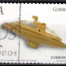 Sellos: ESPAÑA 2008 - EDIFIL 4375 USADO. Lote 183744662