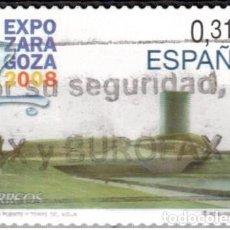 Sellos: ESPAÑA 2008 - EDIFIL 4391 USADO. Lote 183745097