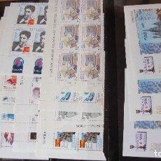 Sellos: ESPAÑA LOTE AÑO 1998 EN BLOQUES DE 6 VER DESCRIPCION FOTOS. Lote 183725863