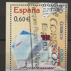 Sellos: R35/ ESPAÑA USADOS 2008, EDIFIL 4410, EUROPA. Lote 183816775