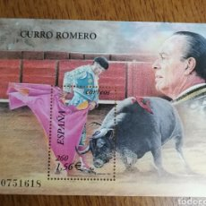 Sellos: N°3834,MNH,CURRO ROMERO. Lote 184031390