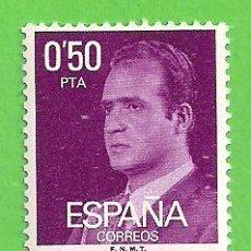 Sellos: EDIFIL 2389. S. M. DON JUAN CARLOS I. (1977).** NUEVO SIN FIJASELLOS.. Lote 184039171