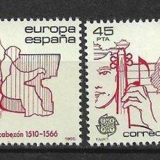 Selos: ESPAÑA 1985 EDIFIL 2788/2789 ** - 8/18. Lote 184238085