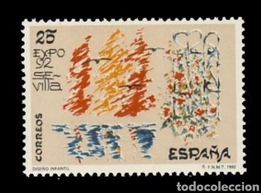 N°3153 MNH (FOTOGRAFÍA ESTÁNDAR) (Sellos - España - Juan Carlos I - Desde 1.986 a 1.999 - Nuevos)