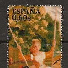 Sellos: R35.B2/ ESPAÑA 2008, PATRIMONIO NACIONAL. Lote 184594562